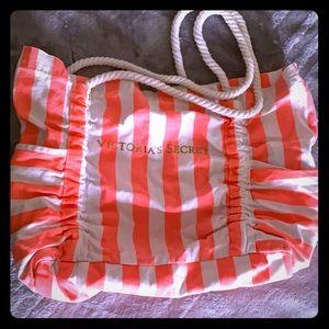 PINK Victoria's Secret beach bag